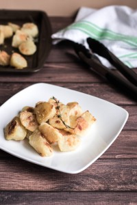 Crispy Truffle Salted Potatoes