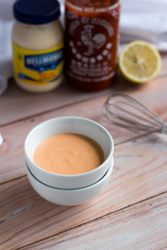 Sriracha Mayo