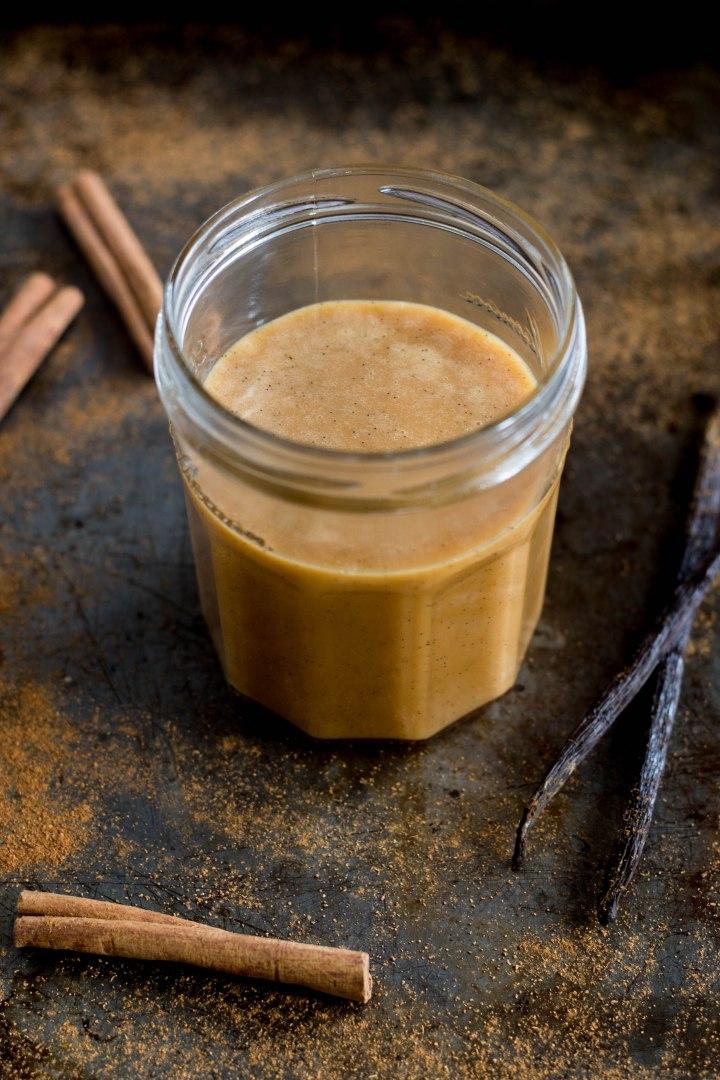 Cajeta Caramel with Bourbon