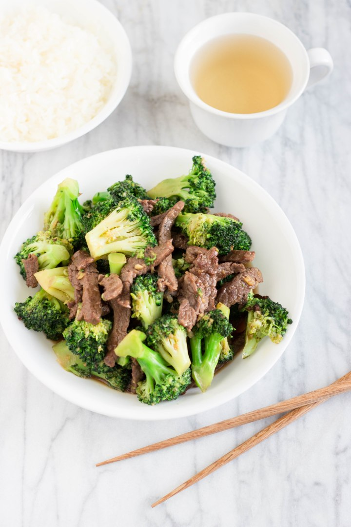 Beef & Broccoli Stir Fry